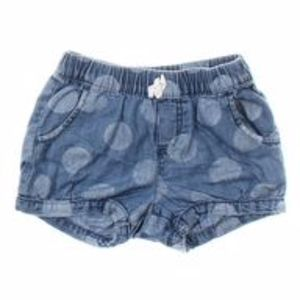Cherokee girls shorts with dots.
